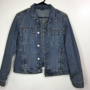 Cabi Jean Denim Jacket Medium Light Wash
